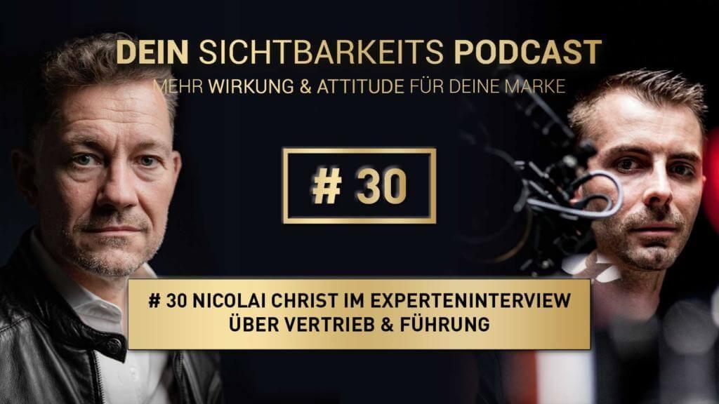 Nicolai Christ - Experte für Führung und Vertrieb