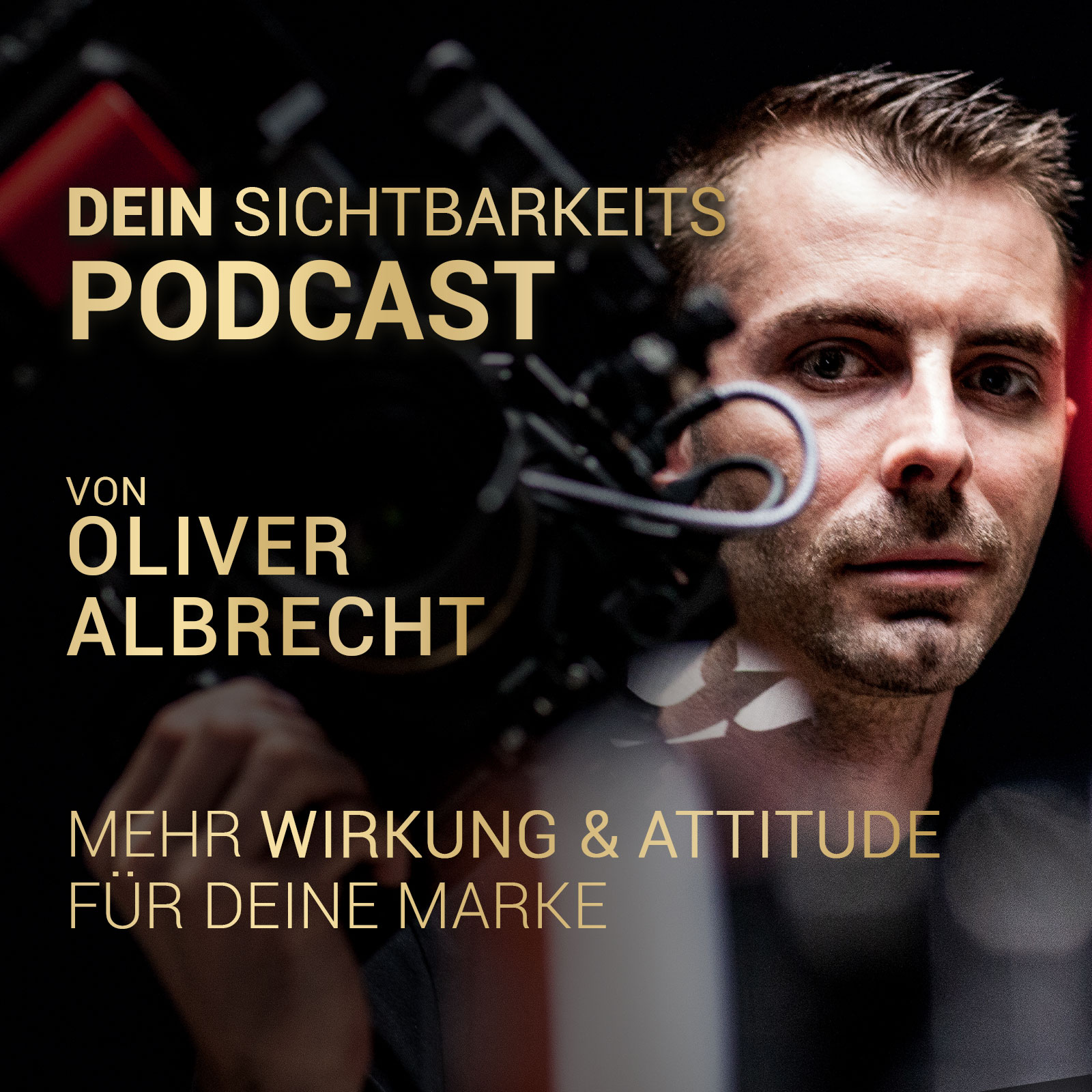 Dein Sichtbarkeits-Podcast